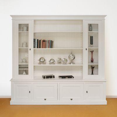 Winkelkast op maat - boekenkast
