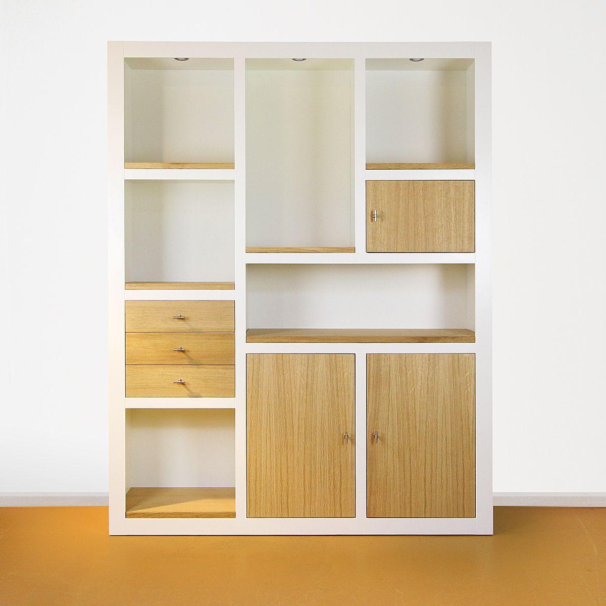 Boekenkast - Wandkast
