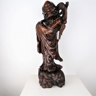 Lao Tse - Chinees houten beeld