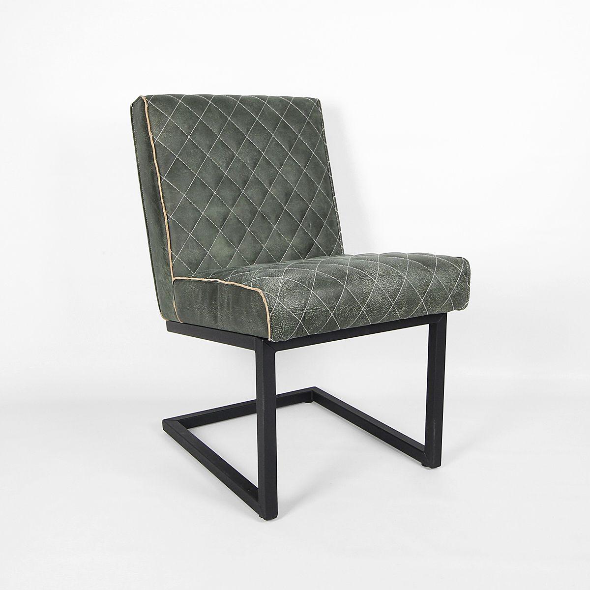 Slede stoel Daisy