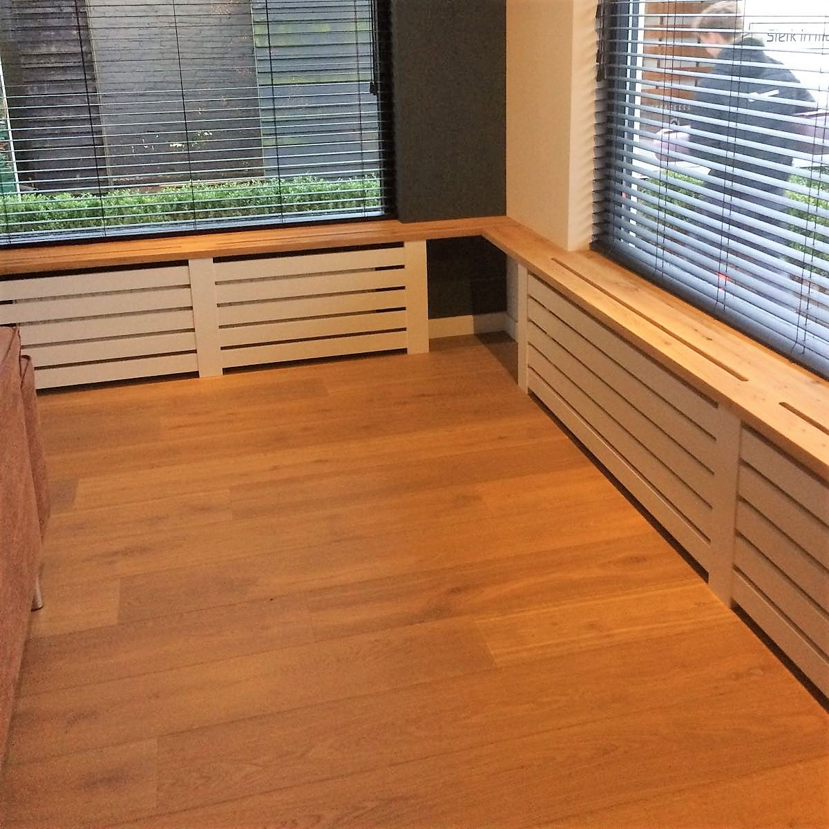 Interieur verwarmings elementen oud eiken gerard keune meubels op maat - Eettafel schans ...
