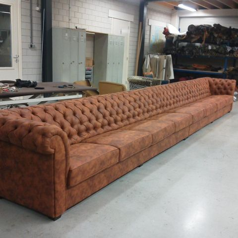 Chesterfield model Kauri