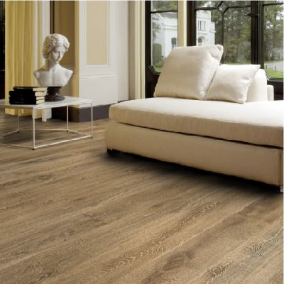 Interieur houten vloer Krakatao Solid floor