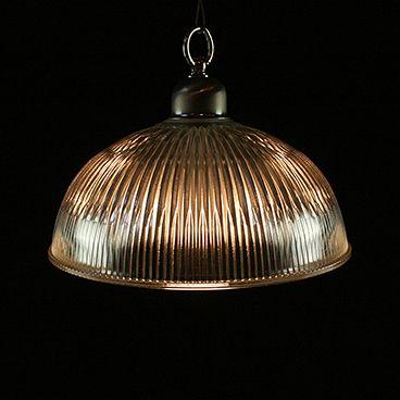Hanglamp ribbelglad