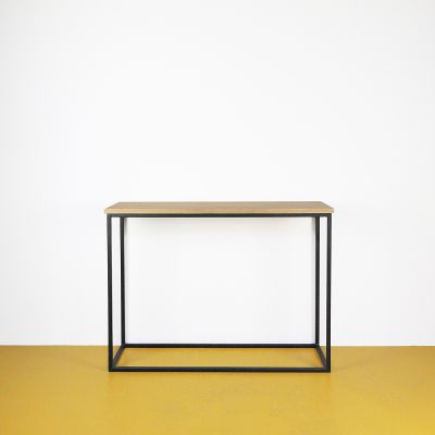 Sidetable industrieel staal