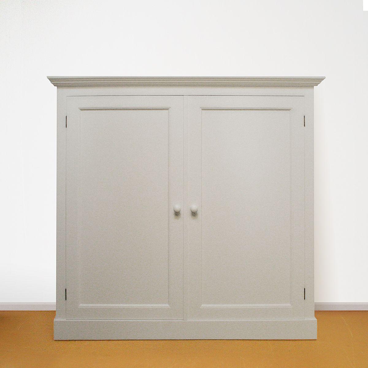 TV Kast op maat twee deuren