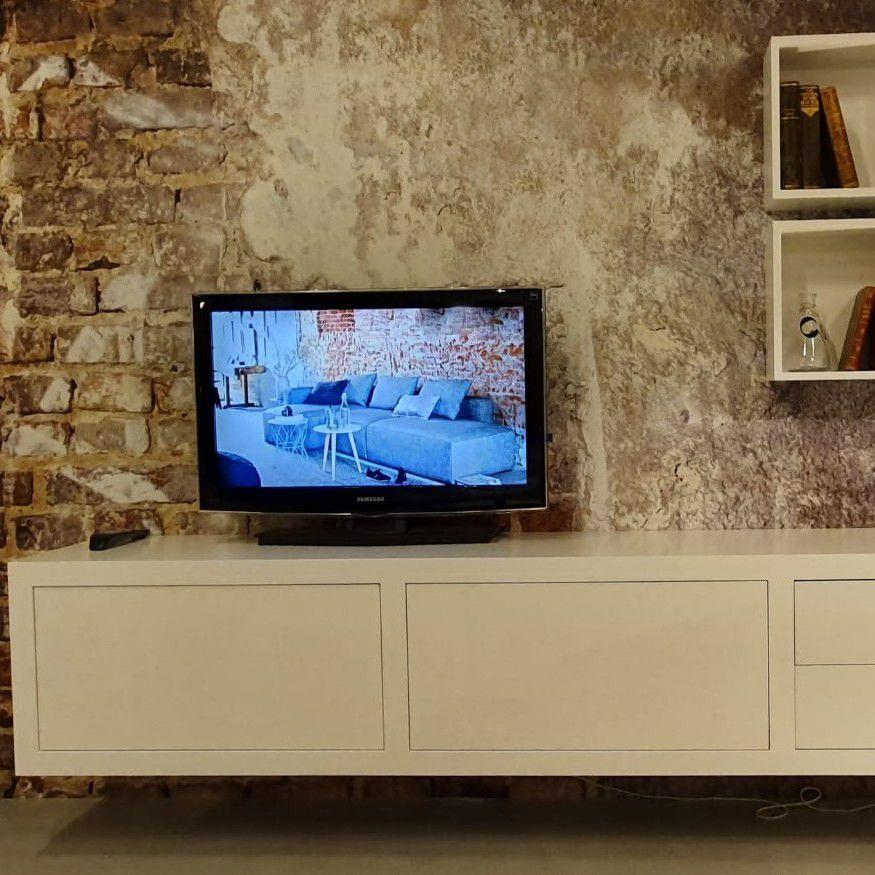 TV dressoir hang