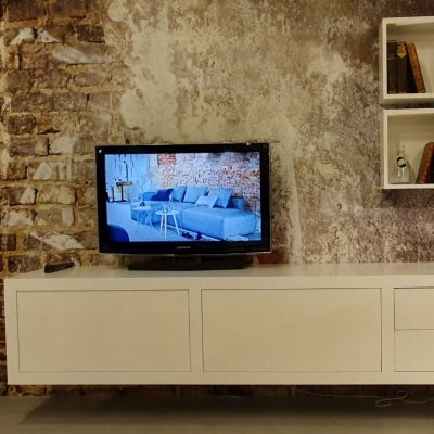 TV dressoir hang