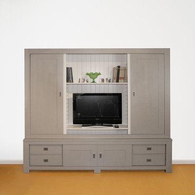 TV Kast op maat met schuifdeuren