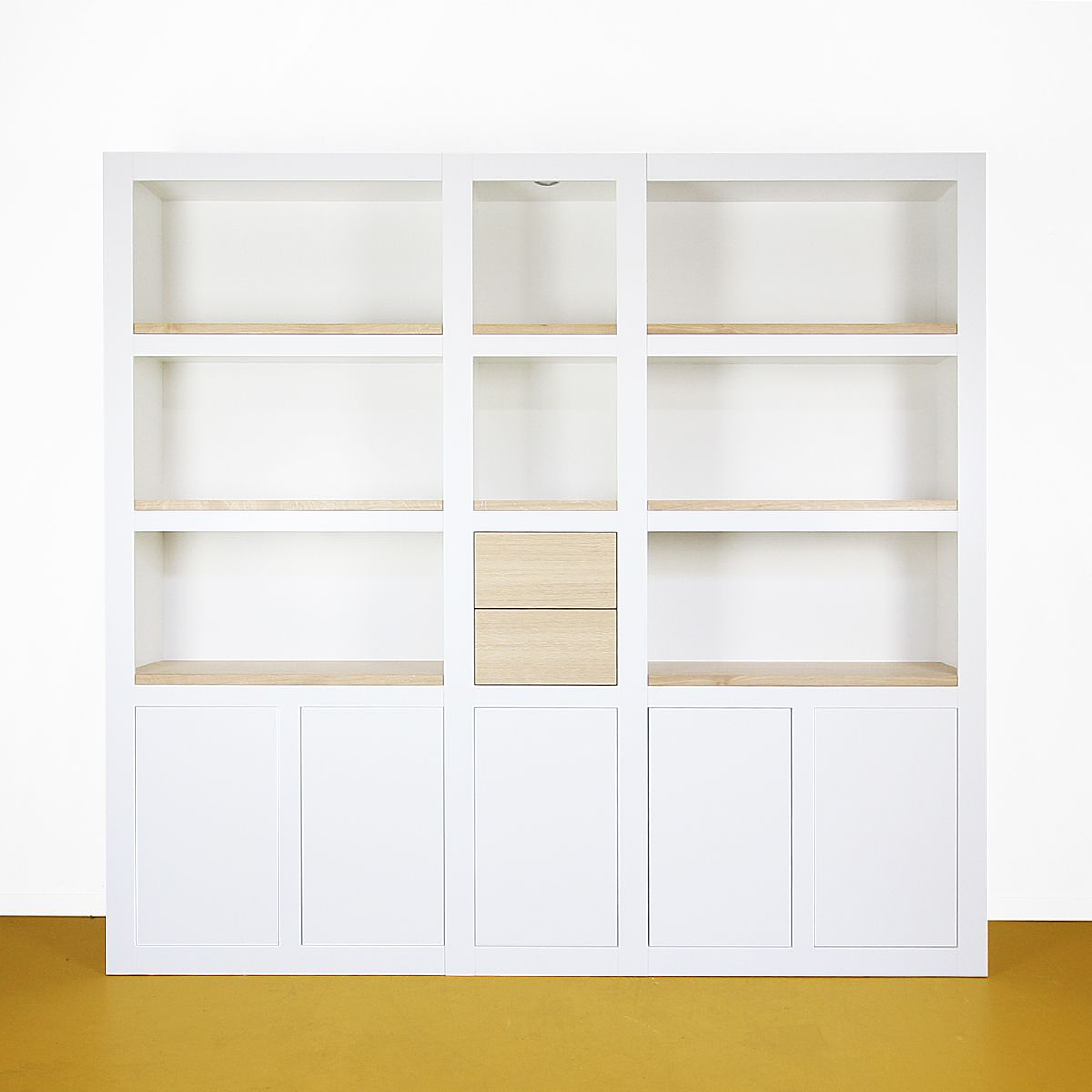 Boekenkast modern